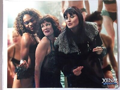 8x10 Photo from Xena the Warrior Princess Lucy Lawless G4