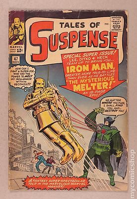 Tales of Suspense #47 1963 GD 2.0