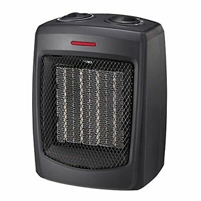 Space Heater Electric Heater for Home and Office Ceramic Small 750W/1500W