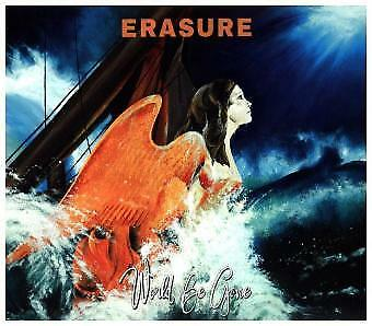 Erasure - World Be Gone CD Mute NEU
