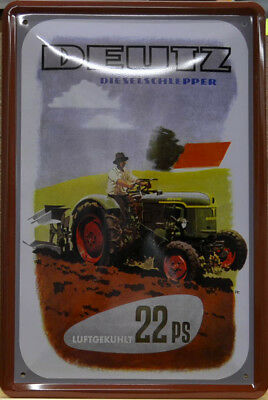 Motors Parts Catalog/spare Parts List Deutz Dieselschlepper D 4505 Air Cooled