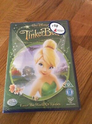 Disney Tinkerbell - Enter The World Of Fairies (New and Sealed)