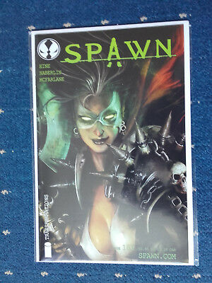Spawn No.183 - Morana, The She-Spawn, Bagged & Boarded from New, read once only!