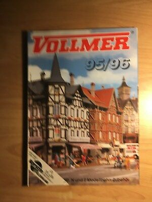 Vollmer Katalog 1995/96 (deutsch)