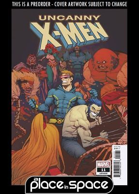 (Wk06) Uncanny X-Men, Vol. 5 #11G - Petrovich Variant - Preorder 6Th Feb