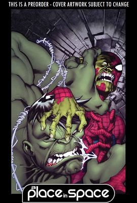 (Wk06) The Immortal Hulk #13B - Stevens Skrulls Variant - Preorder 6Th Feb