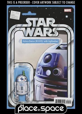 (Wk06) Star Wars, Vol. 2 (Marvel) #61B - Action Figure Variant -Preorder 6Th Feb