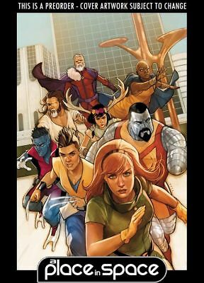 (Wk06) Age Of X-Man: Marvelous X-Men #1A - Preorder 6Th Feb