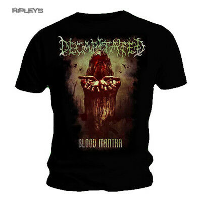 Official T Shirt DECAPITATED Death Metal BLOOD MANTRA Tour All Sizes