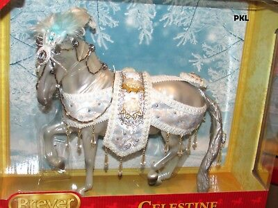 Breyer Traditional 2018 Holiday Horse Lipizzaner Mare Figurine Celestine NIB!