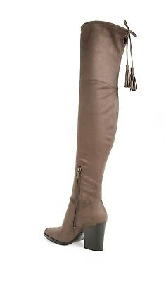 1c335d0e690 MARC FISHER ALINDA Over the Knee Boot - size 8 -  100.00