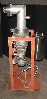 ** Edwards 100M-Lnz Diffusion Pump Unit (#1875)