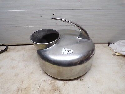 Old Surge Stainless Steel Dairy Barn Milker for Flower Pot Garden Planter  Lot D
