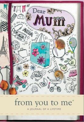 Dear Mum, from you to me (Sketch design) (Journal of a Lifetime) ...