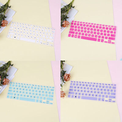 Waterproof silicone keyboard cover protector skin for XPS13 9350/9360 EC
