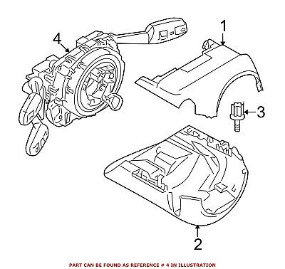 For Genuine Combination Switch For Volvo S60 S80 V70 Xc90 Xc70