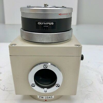 Olympus BH2 Microscope PM-10AD Automatic Photomicrographic body CE CVE VCT