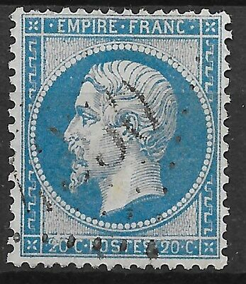 France Empire N° 24 Obliteration Gc 4350 Xivry Le Franc Meurthe & Moselle