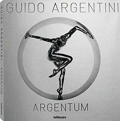 Argentum by Argentini, Guido, NEW Book, (Hardcover) FREE & Fast Delivery
