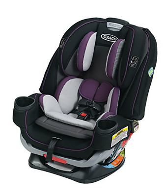 Gracobaby 4Ever Extend2Fit 4-in-1 Convertible Car Seat, Jodie, One Size 2001872