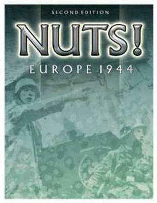 Two Hour Wargames Historical Mini Rules Nuts! - Europe 1944 (2nd Edition) SC VG