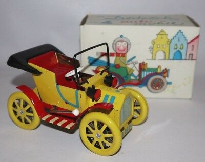 Blechauto Oldtimer Ford A/T? Wind-Up, CSSR NOS