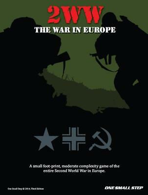 One Small Step Wargame 2WW - The War in Europe Box SW