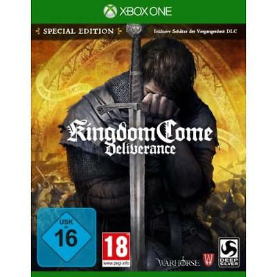 Ms Xbox One - Kingdom Come Deliverance Special Edition (xone) [DE-Version]  NEU
