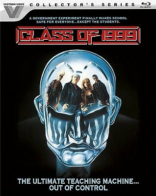 BLU-RAY Class of 1999 (Blu-Ray) NEW Bradley Gregg, Traci Lin