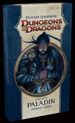 WOTC D&D Power Cards Player's Handbook - Paladin Box SW