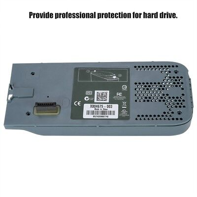 """Hard Disk Drive HDD Enclosure Case Shell for Xbox 360 2.5"""" Hard Drive Durable"""