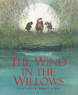 The Wind in The Willows by Kenneth Grahame, NEW Book, (Hardcover) FREE & Fast De