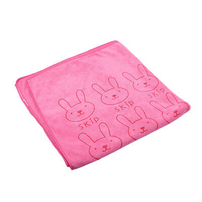 Cute Print Microfiber Bath Strong Water Soft Absorbing Towel Swimming Towel BS