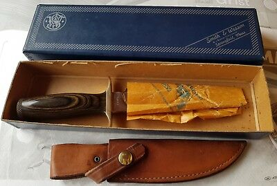 Smith&Wesson Survival Knife Model 6030 Baujahr 1977 Seriennummer: 30961