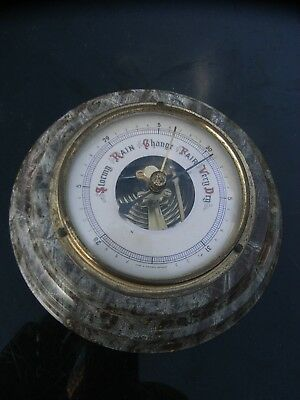 Small Marble Barometer