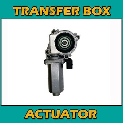 OE Quality BMW X3 E83 X5 E53 Transfer Box VTG Actuator Hi Low Motor 27107566296