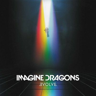 CD Imagine Dragons - Evolve - Album Nuevo y Precintado