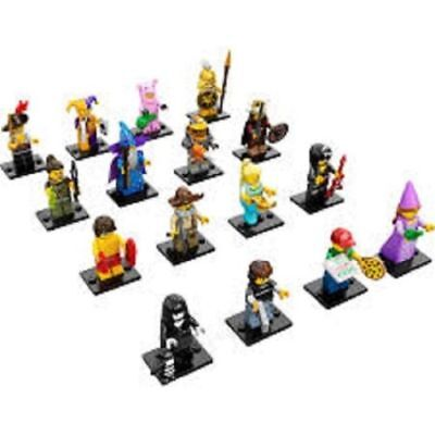 Lego Minifigures from Series 7 12 13 14 15 16 Simpsons Choose Your Own GENUINE