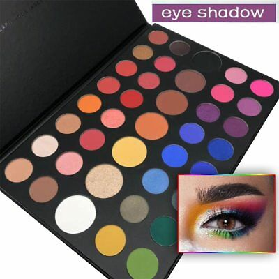 39 Color Eye Shadow Palette Natural Pearlescent Inner Artist 39-Pressed NEW 2019