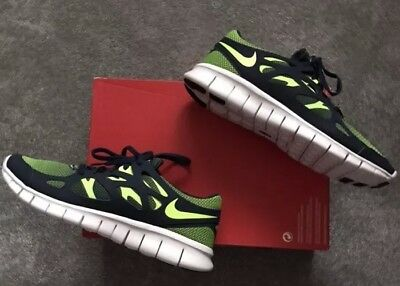 new concept 285b4 f2ea1 NEW Mens Nike Free Run 2 NSW Trainers Sneakers Retro Limited Edition Gym  Running