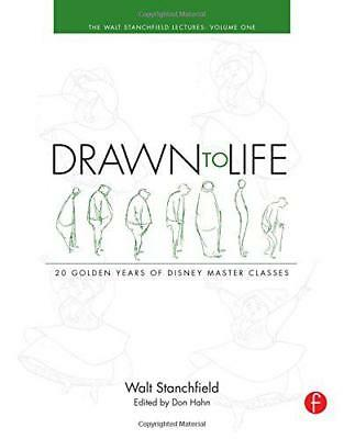 Drawn to Life: 20 Golden Years of Disney Master Classes: The Walt Stanchfield Le