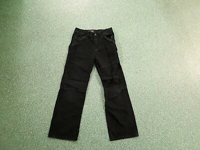 "Next Relaxed Jeans Waist 26"" Leg 24"" Black Faded Boys 10Yrs Jeans"