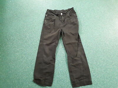 "Next Twisted Jeans Waist 28"" Leg 24"" Black Faded Boys 11Yrs Jeans"