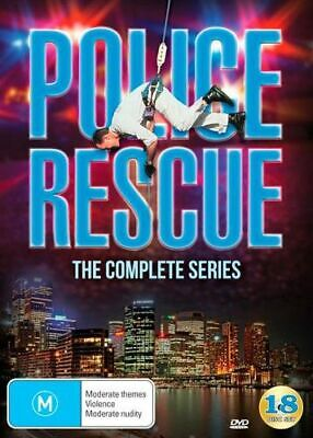 NEW Police Rescue DVD Free Shipping