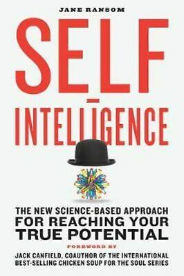 NEW Self-Intelligence By Jane Ransom Paperback Free Shipping