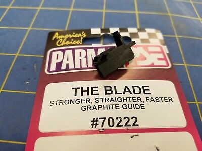 PARMA 70222 The Blade Stronger Faster Graphite Guide Flag With Nut Hard To Find