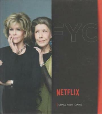 Grace And Frankie: The Complete First Season FYC PROMO DVD VIDEO MOVIE Netflix
