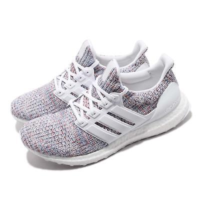 06753de30 adidas UltraBOOST 4.0 White Multi-Color 2 Men Running Shoes Sneakers DB3198