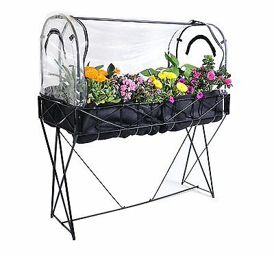 FlowerHouse FHSG101 Stand-Up Garden Greenhouse System