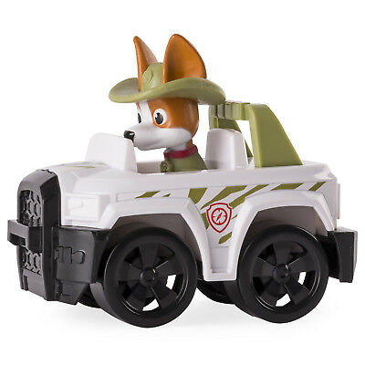 Paw Patrol Rescue Racers Jungle Rescue Tracker's Jungle Pup Cruiser BRAND NEW